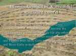 lessons learned in kuri model watershed cont d