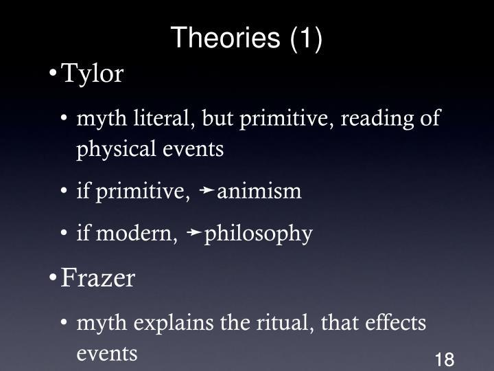 Theories (1)