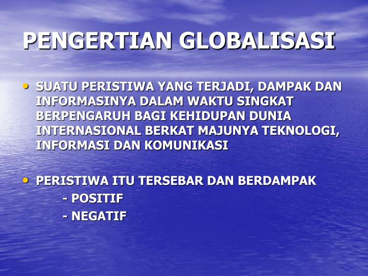 Ppt Perspektif Global Powerpoint Presentation Id 6164368