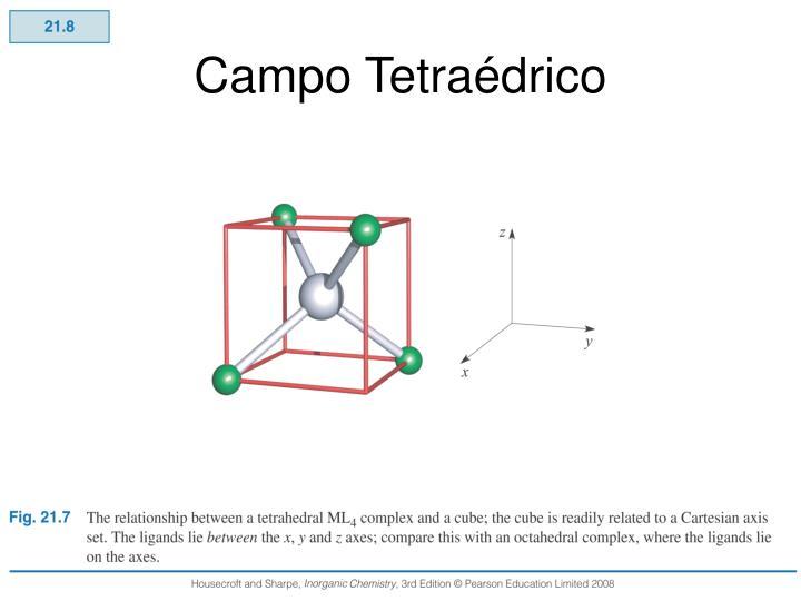 Campo Tetraédrico