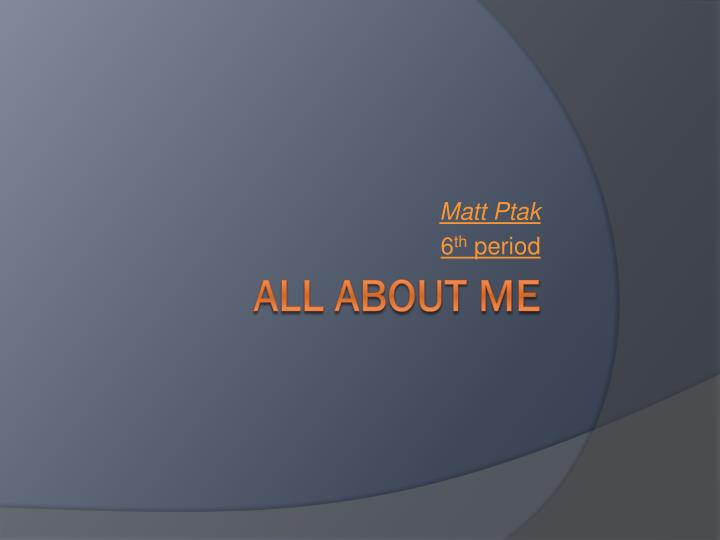 th me powerpoint