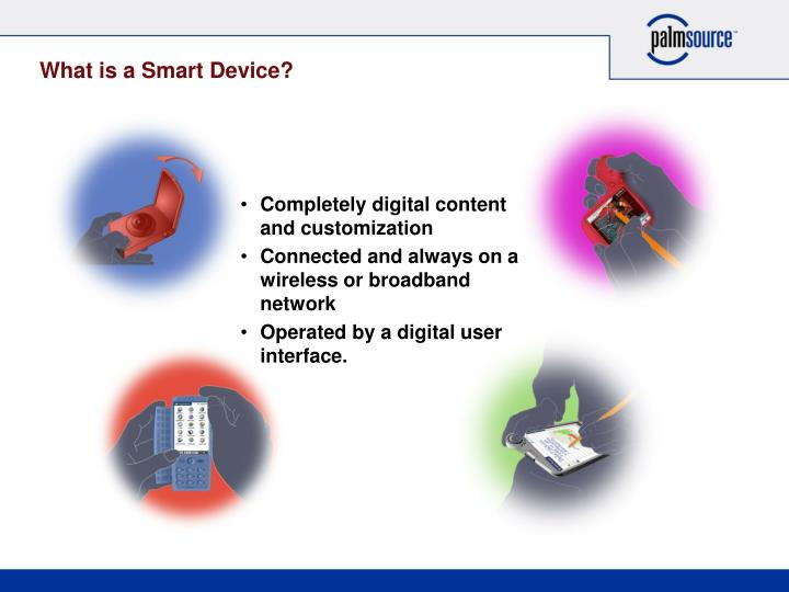 What is a Smart Device?