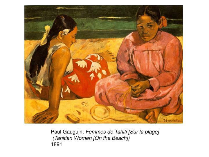 Paul Gauguin,
