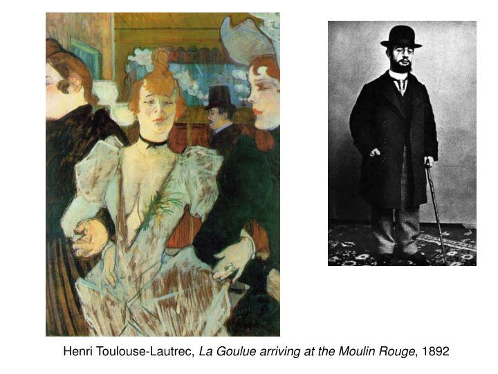 Henri Toulouse-Lautrec,