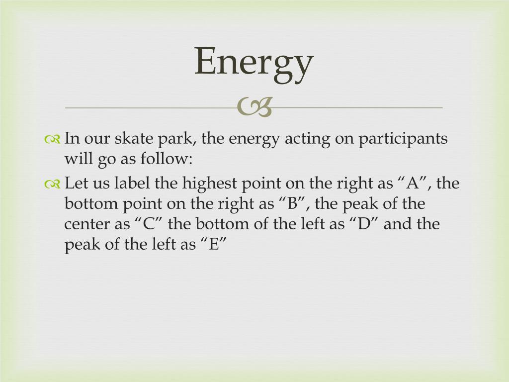 PPT - Skate park Proposal PowerPoint Presentation - ID:6166341