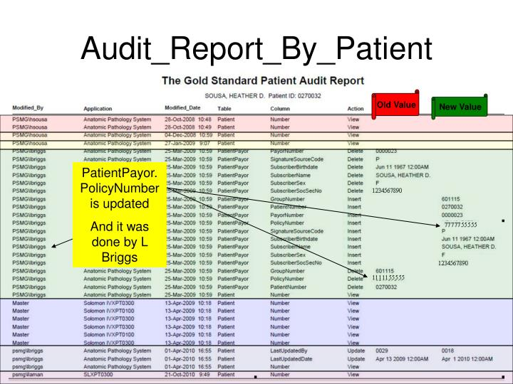 Audit_Report_By_Patient