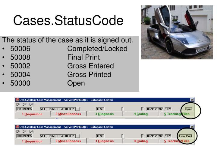 Cases.StatusCode