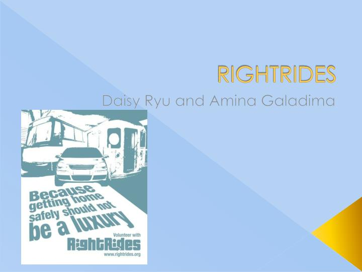 rightrides n.