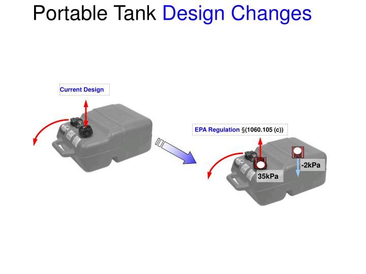 Portable Tank