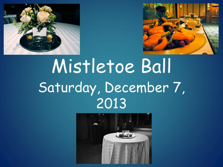 mistletoe ball n.