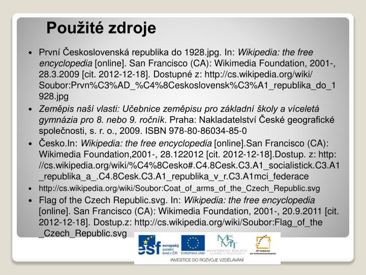 První Československá republika do
