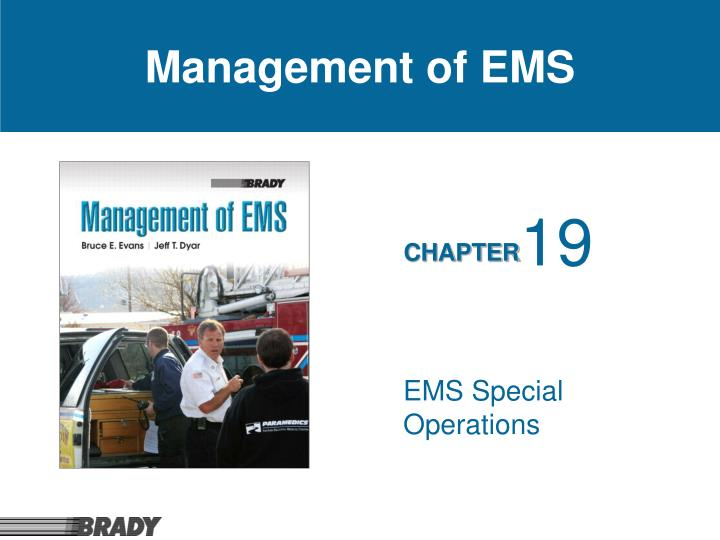 ems special operations n.