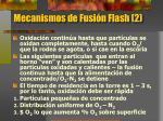 mecanismos de fusi n flash 2
