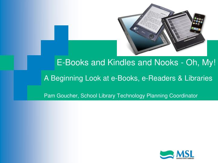 e books and kindles and nooks oh my n.