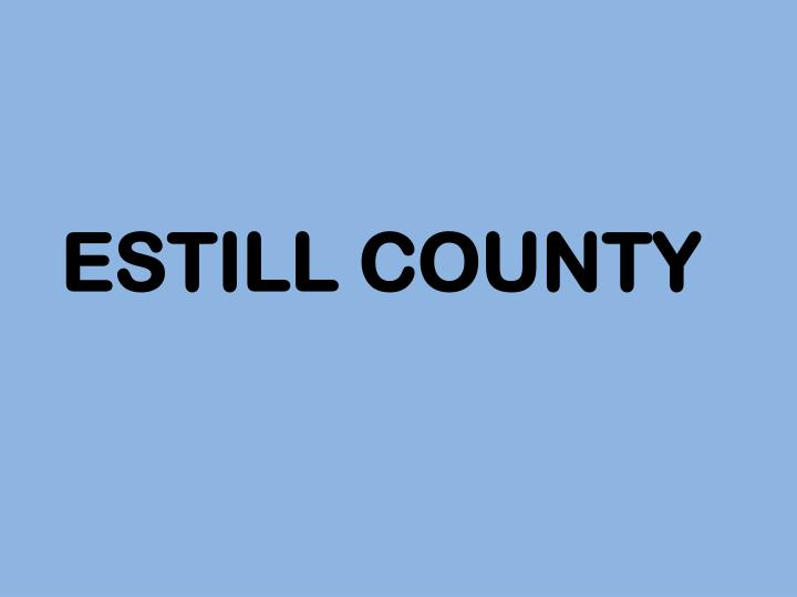 ESTILL COUNTY