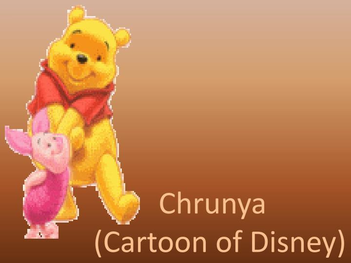 Chrunya