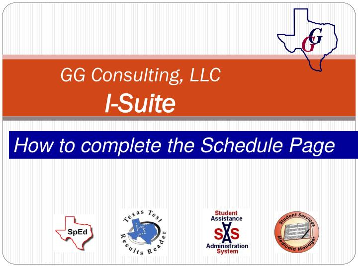 gg consulting llc i suite n.