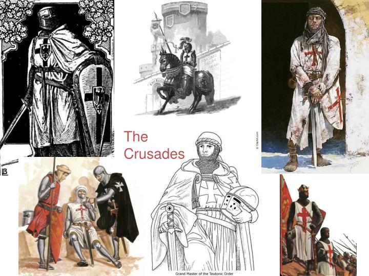 a research on the series of crusades Find effects of the crusades lesson plans and teaching resources for this middle east history lesson, 7th graders research the series of religious wars.