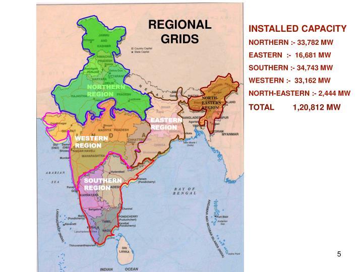 REGIONAL            GRIDS