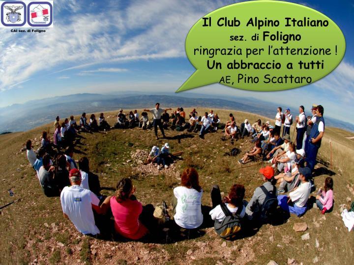 Il Club Alpino Italiano