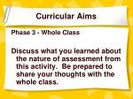 curricular aims11