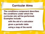 curricular aims4