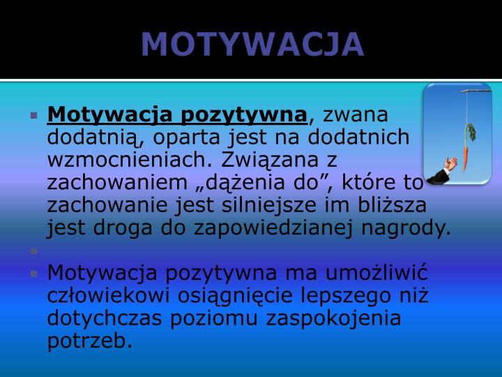 Ppt Motywacja Stres Powerpoint Presentation Id6170990