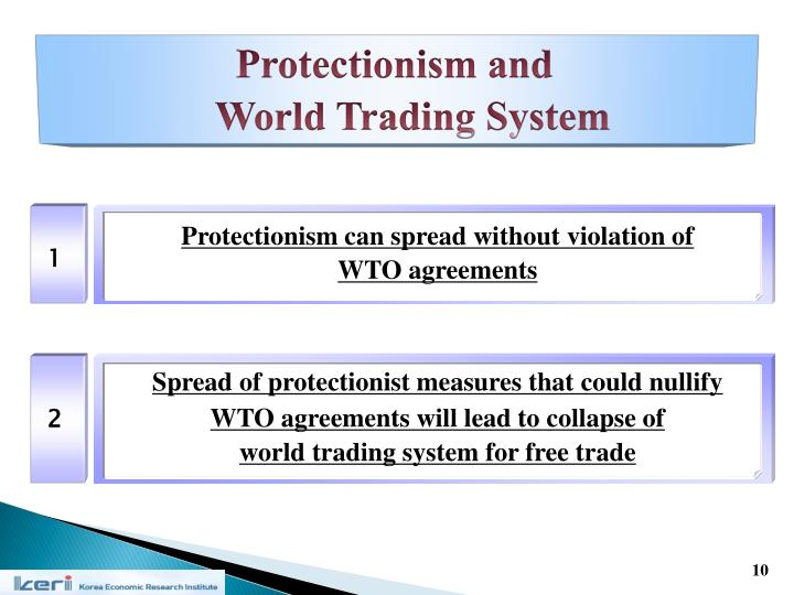 Protectionism and