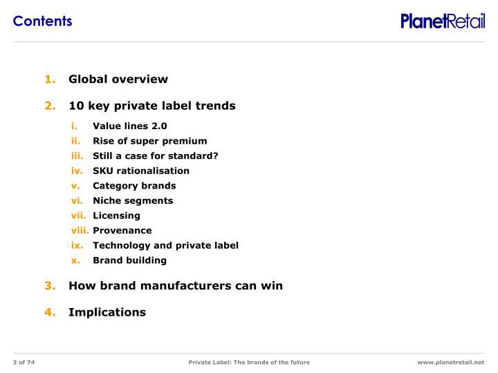 private label brands and manufacturer brands disadvantages