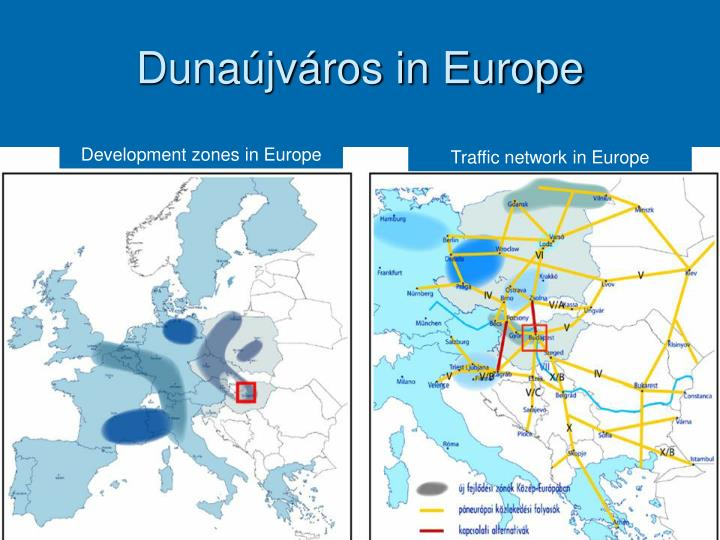 Duna jv ros in europe