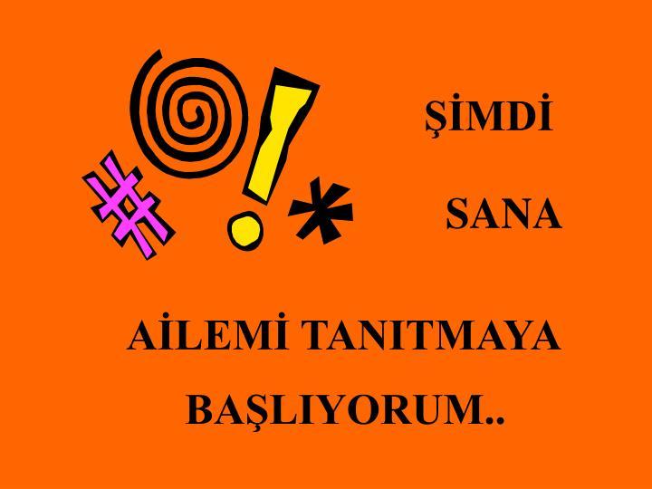 ŞİMDİ