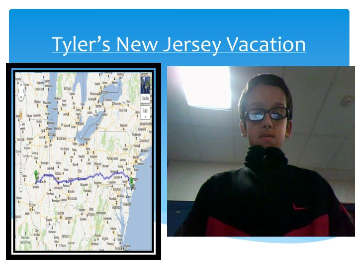 tyler s new jersey vacation n.