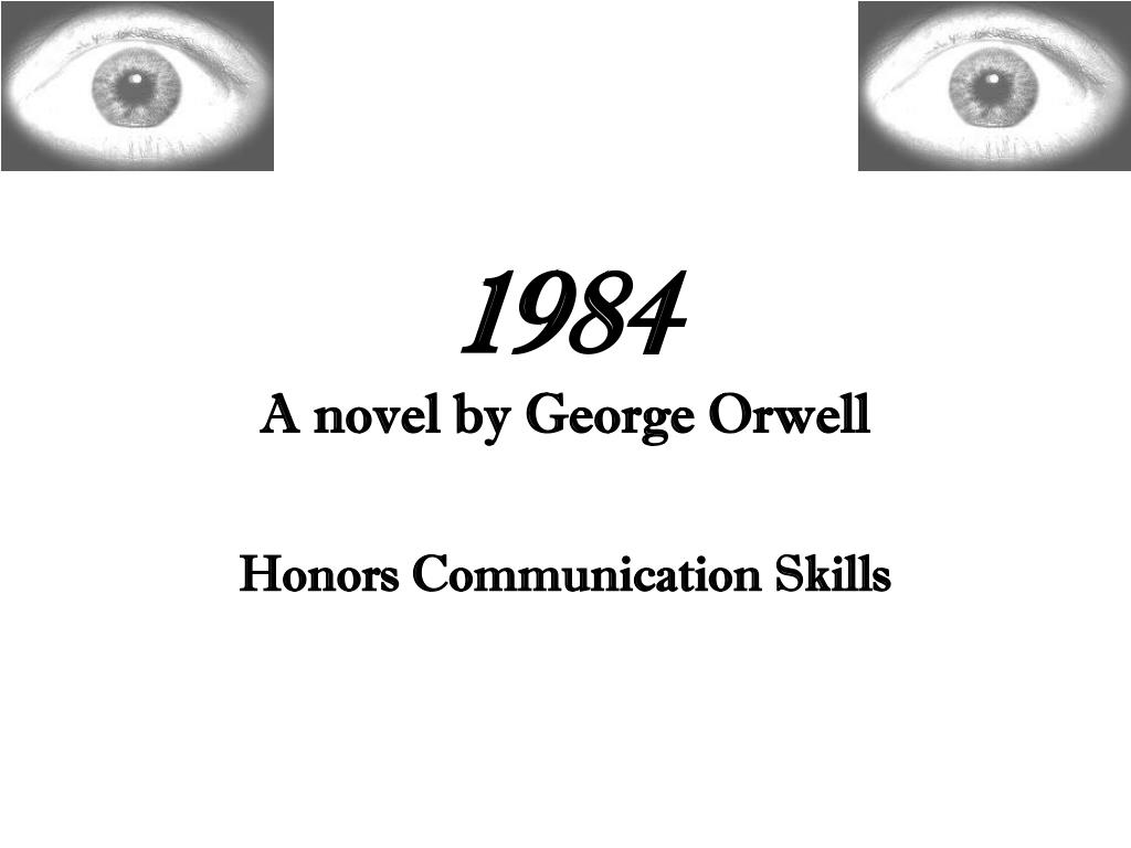 Epub download george orwell 1984 english