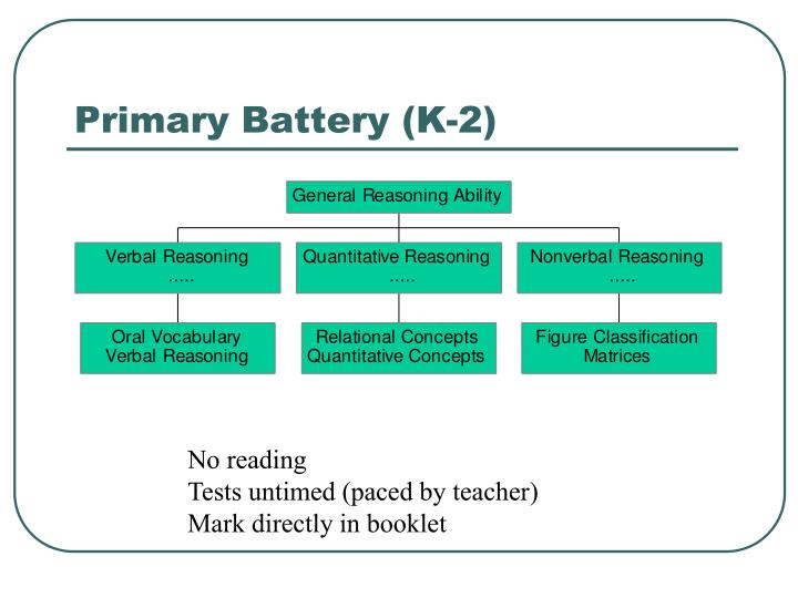 Primary Battery (K-2)