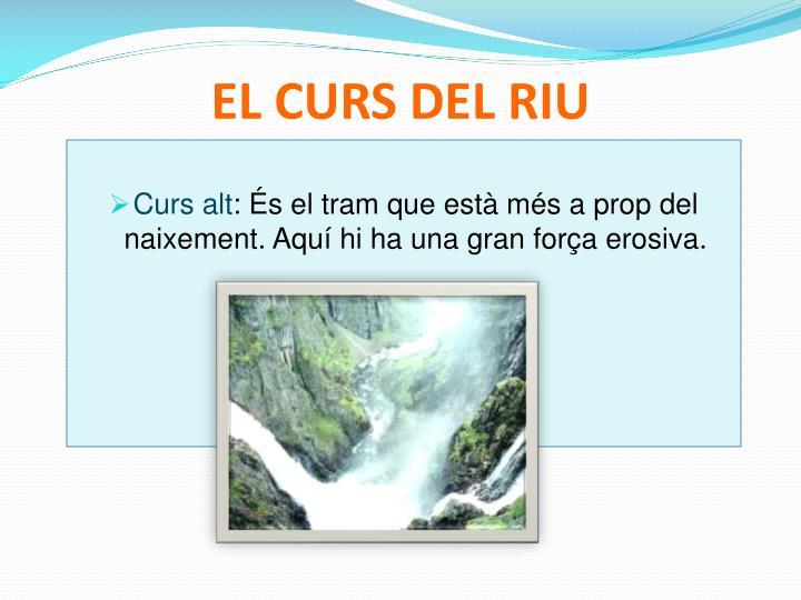 EL CURS DEL RIU