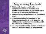 programming standards2