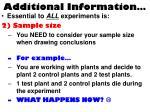 additional information1
