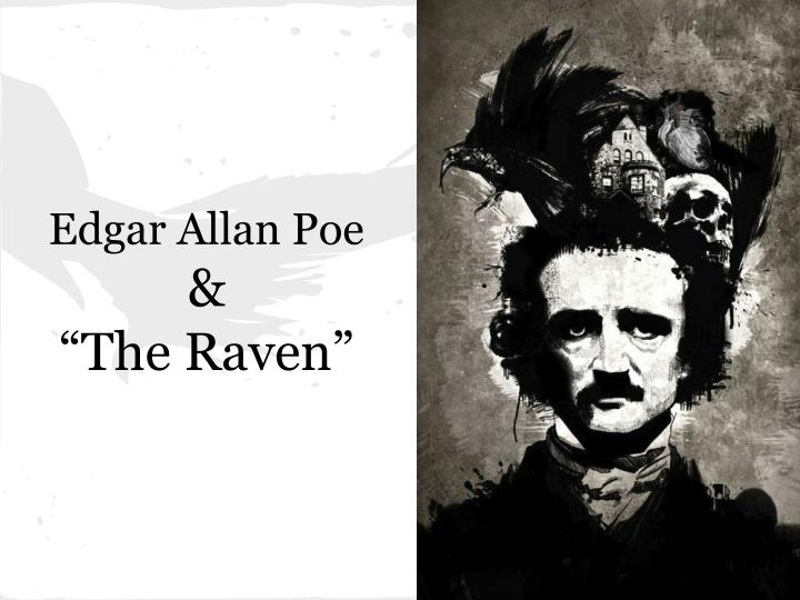 the life of edgar allan poe and a depiction of his sad life in his literature the raven and the blac Read this essay on poe questions the raven' by edgar allan poe national literature in his early days of his life edgar allen poe.