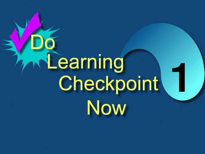 DO THE CHECKPOINT 4 QUESTIONS NOW