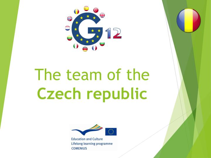 the team of the czech republic n.