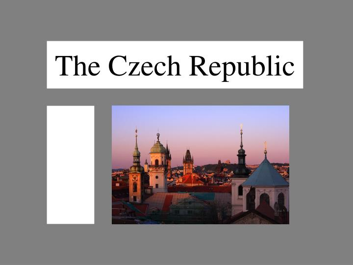 the czech republic n.