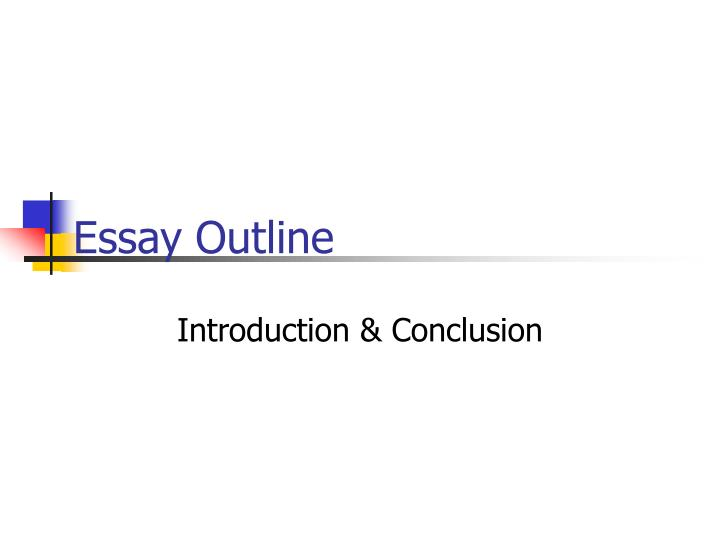 essay outline n.