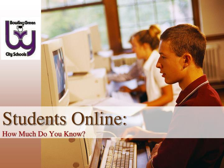 students online how much do you know n.