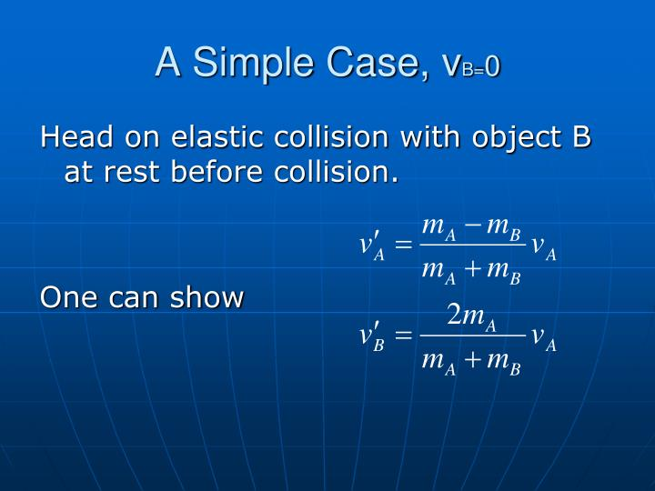 A Simple Case, v