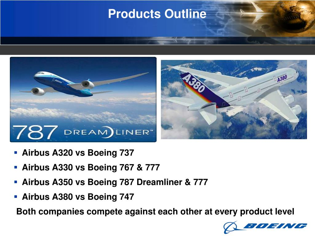 PPT - The BOEING Company PowerPoint Presentation - ID:6176136