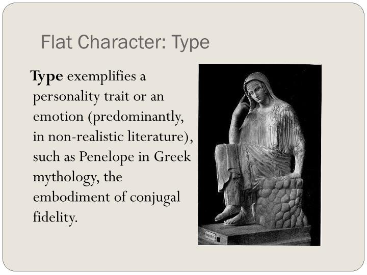Flat Character: Type