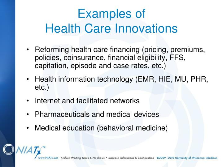Reforming health care financing (pricing, premiums, policies, coinsurance, financial eligibility, FFS, capitation, episode and case rates, etc.)