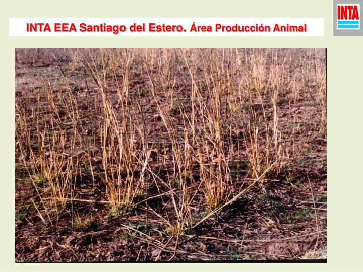 INTA EEA Santiago del Estero