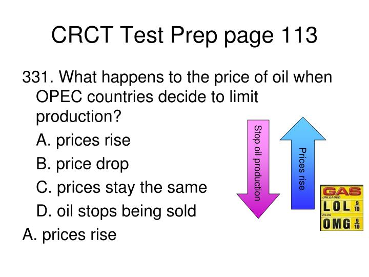 CRCT Test Prep page 113