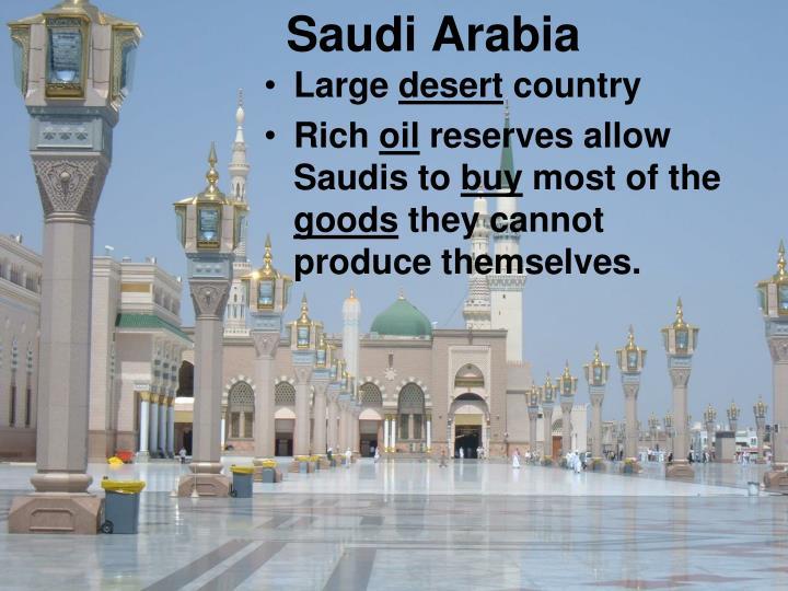 Saudi Arabia